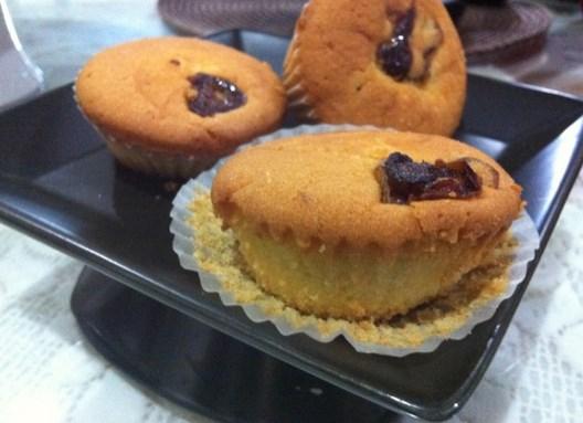 Resep dan Cara Membuat Cup Cake Kurma
