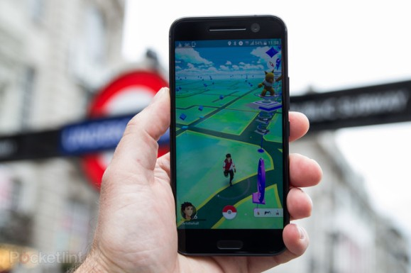 tutorial bermain pokemon go